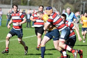 Garioch's win in Elgin puts them right back in the Caledonia 2 North title picture
