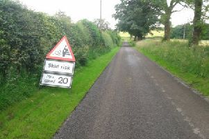 Be vigilant as surface dressing gets underway across the Shire