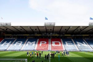 Scottish FA agrees to remain at Hampden Park