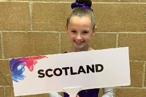 Garioch's Casey shines for Team Scotland