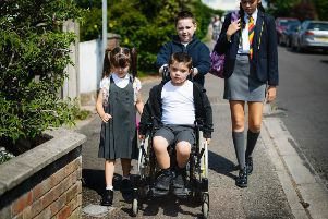 Scotland bucks trend with rise in special education needs pupils attending mainstream schools