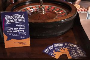 Responsible Gambling Week: November 7-13.