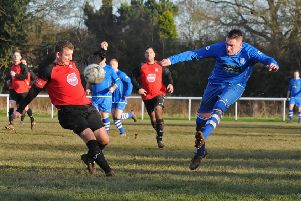 James Bramwell notched for Midland Rangers in their 4-1 win at Kenilworth Town Rangers.