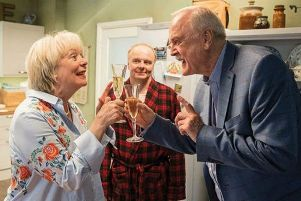 Fawlty Towers 2? John Cleese has a new BBC sitcom – and it starts this weekend