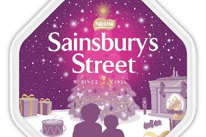 The Quality Street team will be at the Sainsbury's stores in Rugby and Leamington