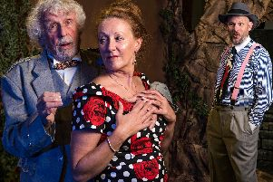 Twelfth Night is being staged at the Loft Theatre in Leamington