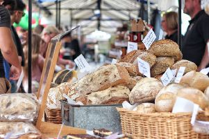 Southam Food Festival will be returning for a second year with a new location. Photo supplied by CJ's Events Warwickshire.