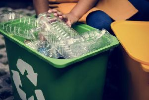All recycling not collected today will be collected tomorrow
