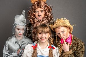 The Talisman Youth Theatre presents The Wizard of Oz