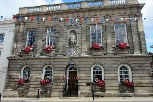 The Court House in Warwick. Photo by Warwick Town Council.