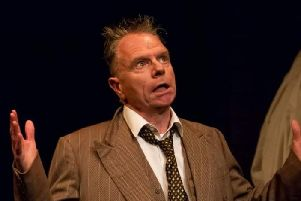 Kevin Coughlan as Sir in The Dresser