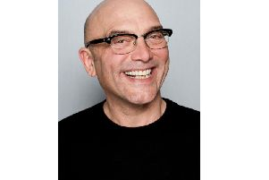 Gregg Wallace. Photo submitted.