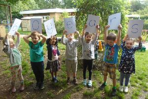 Warwick Nursery School recently celebrated it's 60th anniversary. Photo supplied.