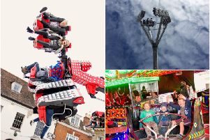 The Warwick Mop Fair is back in town. Photos by the team at Warwick Mop and Cllr Richard Eddy.