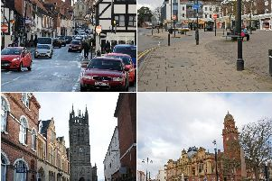 The Warwick district was top of the happiness index for the whole of Warwickshire.