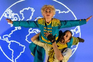 The Little Prince (Photo from The Kenilworth Centre)