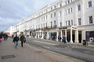 A shop in Leamington town centre is set to close this week.