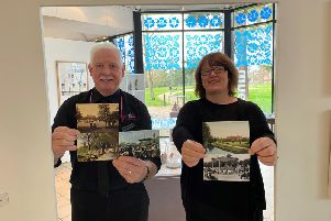 Visitors and enthusiasts can pick up postcards for free. Photo supplied by Warwick District Council