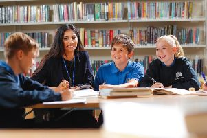 Department for Education figures show Kenilworth School students achieve well above average progress.