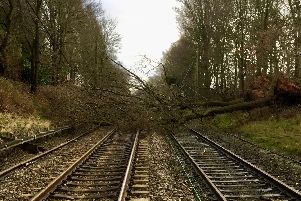 Rail passengers in Warwickshire are being warned to check before you travel this weekend, with more severe weatherset to cause problems.