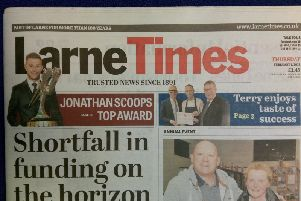 Moving with the Times - to a brand new home in Larne