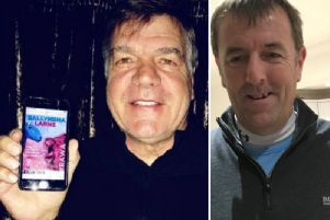 Everton boss Sam Allardyce and Southampton hero Matt Le Tissier