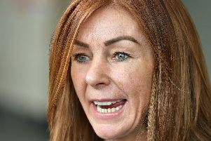 Charlotte Caldwell, mother of Billy Caldwell