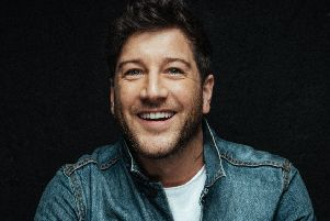This is a great 'time to be alive' for Matt Cardle