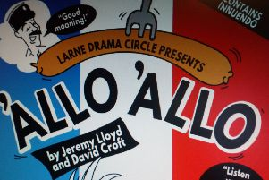 Larne Drama Circle bringing tv comedy classic to the stage.