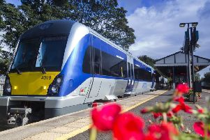 Disruptive train passengers cause delays for commuters