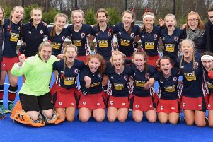 Ballyclare High School senior girls hockey