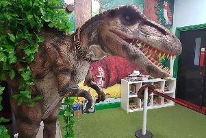 Join in Antrim Live for The Jurassic Loc Down and Fossil Hunt and dive into the world of prehistoric beasts.