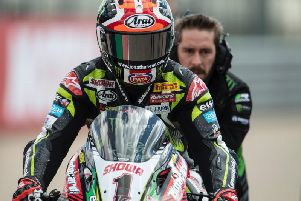 Jonathan Rea is 39 points behind World Superbike Championship leader Alvaro Bautista after the first three rounds.