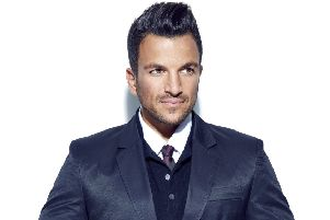 Peter Andre and Fleur East lined up for this year's Dalriada Festival