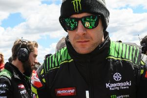 World Superbike champion Jonathan Rea finished second for the tenth consecutive race this season at Assen on Sunday.