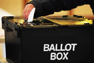 Voters are going to the polls in Northern Ireland