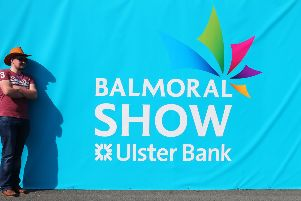 Gates open for the first day of the Balmoral Show in partnership with Ulster Bank at Balmoral Park outside Lisburn