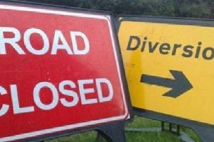 Delays expected during Carnlough works