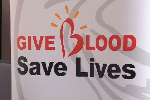 Upcoming blood donation session in Larne