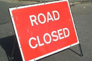Ballycarry's Manse Road closed due to overturned lorry