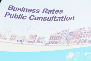'Business rate review is inadequate,' claim Larne businessmen