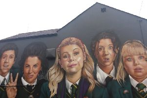 Experiencing a 'Derry Girls' state of mind