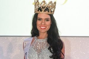 Lauren Leckey Crowned the 2019 Miss Northern Ireland at the Europa Hotel, Belfast on Monday 6th May. 'Lauren aged 20 From Lisburn won the title from over twenty-three other finalists, to acquire the coveted crown from previous title holder, Katharine Walker.  Photo: Kirth Ferris