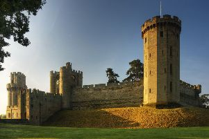 Warwick Castle on the attack after plans thrown out