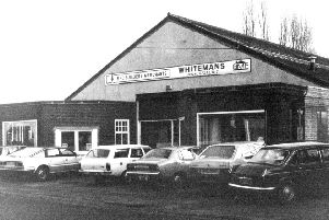 Whitemans - Kenilworth railway station