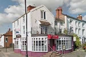 The old Zaika Lounge has been recommended to be converted into student flats. Copyright: Google Street View