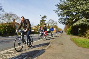 New Warwickshire-wide cycle network could be approved by county council