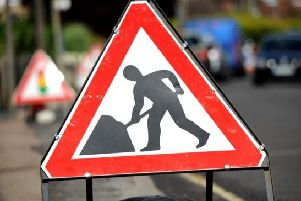 Part of Crackley Lane will close