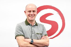 Chris Southall has been appointed Studio Director at the new Leamington branch. Photo submitted.