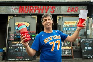 Kevin Murphy will host the fourth annual Murph Fest fundraising festival at his bar in Leamington this month.